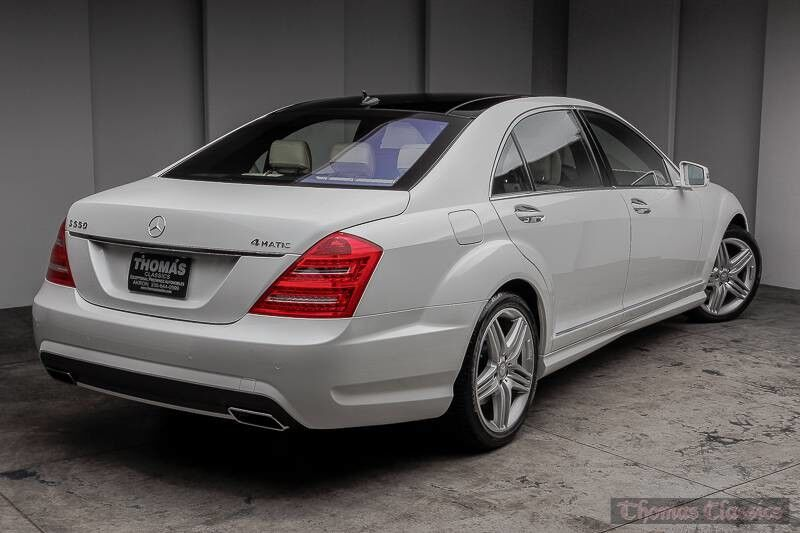 ... 2013 Mercedes Benz S Class S550 4Matic AWD Akron OH ...
