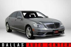 2013_Mercedes-Benz_S-Class_S550_ Carrollton TX