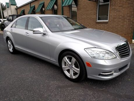 2013 Mercedes-Benz S-Class S550 Knoxville TN