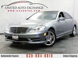 2013_Mercedes-Benz_S-Class_S550 Sport Package AWD 4Matic w/ Navigation, Bluetooth, Harman K_ Addison IL
