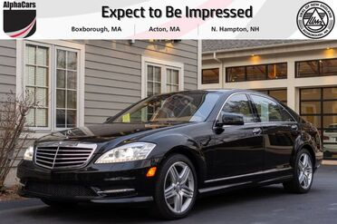 2013_Mercedes-Benz_S350_4Matic AMG Sport Turbo Diesel_ Boxborough MA