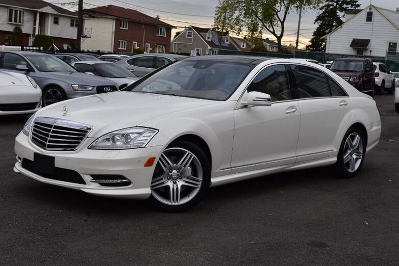 2013 Mercedes-Benz S350 BlueTEC 4-Matic Elmont NY