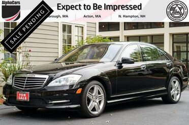 2013_Mercedes-Benz_S350_BlueTEC 4Matic_ Boxborough MA
