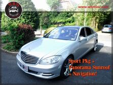 Mercedes-Benz S550 4MATIC 2013