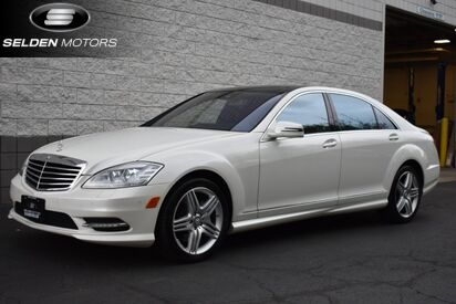 2013 Mercedes-Benz S550 4MATIC S 550