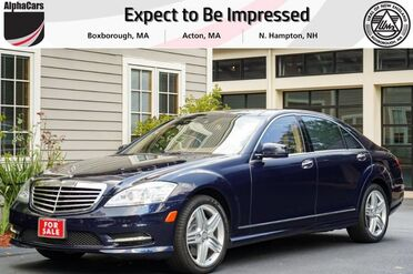 2013_Mercedes-Benz_S550_4Matic_ Boxborough MA