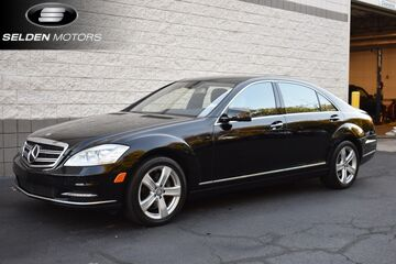 2013_Mercedes-Benz_S550_S 550_ Willow Grove PA