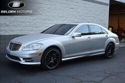 Mercedes-Benz S550 S 550 2013