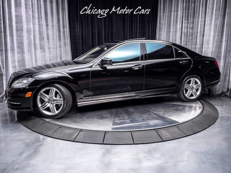 2013_Mercedes-Benz_S550_Sport 4MATIC Sedan ORIGINAL MSRP $111,125_ Chicago IL