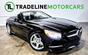 2013_Mercedes-Benz_SL-Class_SL 550 LEATHER, REAR VIEW CAMERA, HARDTOP CONVERTIBLE AND MUCH M_ CARROLLTON TX