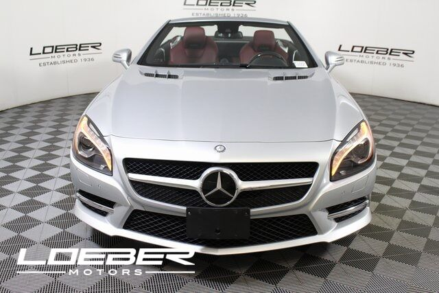 2013 Mercedes-Benz SL-Class SL 550 Chicago IL