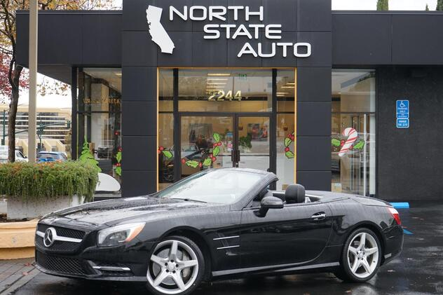 2013_Mercedes-Benz_SL-Class_SL 550_ Walnut Creek CA