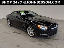 2013_Mercedes-Benz_SL-Class_SL 550_ Washington PA