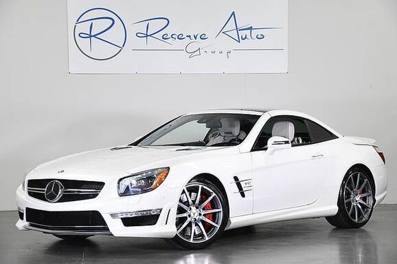2013_Mercedes-Benz_SL-Class_SL 65 AMG_ The Colony TX