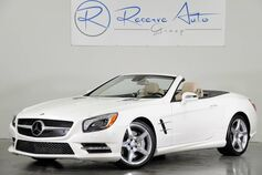 2013 Mercedes-Benz SL-Class SL550 AMG Sport P1 Pkg Pano Roof WE FINANCE