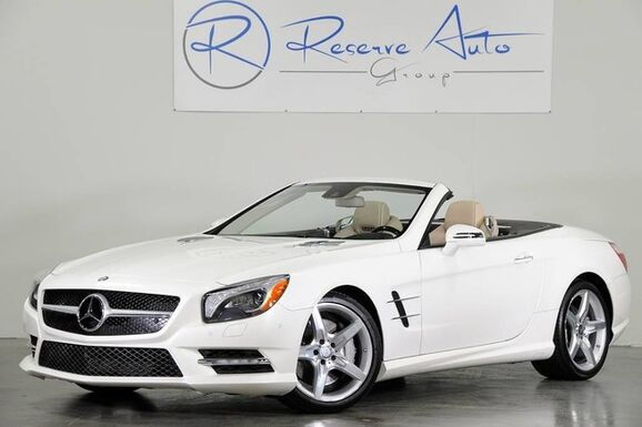 2013_Mercedes-Benz_SL-Class_SL550 AMG Sport P1 Pkg Pano Roof WE FINANCE_ The Colony TX