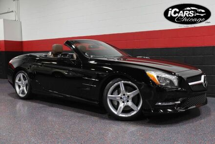 2013_Mercedes-Benz_SL550 AMG Sport_2dr Convertible_ Chicago IL