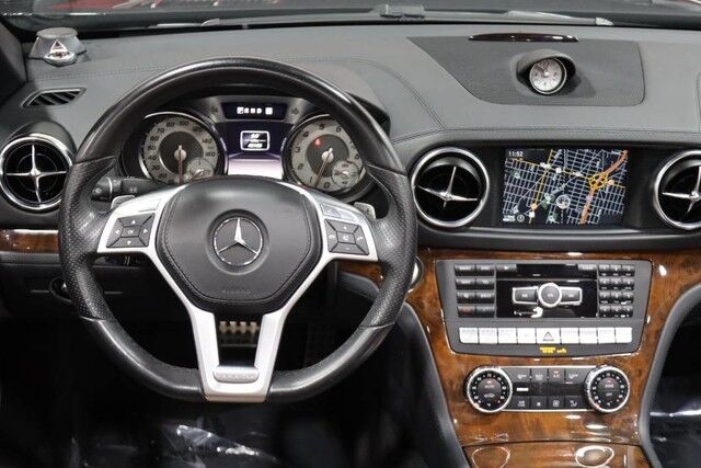 2013 Mercedes-Benz SL550 AMG Sport 2dr Convertible Chicago IL
