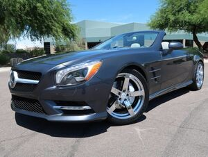 2013_Mercedes-Benz_SL550_Convertible_ Scottsdale AZ
