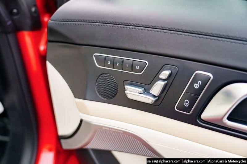 2013 Mercedes-Benz SL550 Designo Roadster Boxborough MA