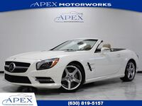 Mercedes-Benz SL550 Hard Top Convertible 2013