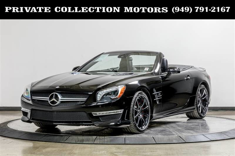 2013_Mercedes-Benz_SL63 AMG_SL 63 AMG SL-Class Performance Package $161,705_ Costa Mesa CA