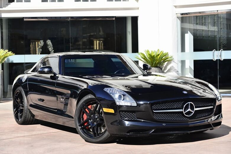 2013 Mercedes-Benz SLS AM GT  Beverly Hills CA