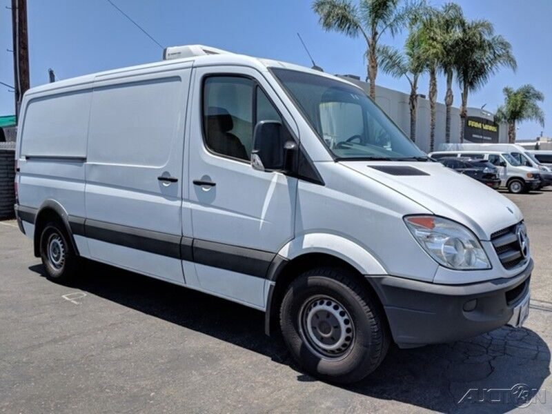 2013 Mercedes-Benz Sprinter 2500 Refrigeration High Roof Cargo Van
