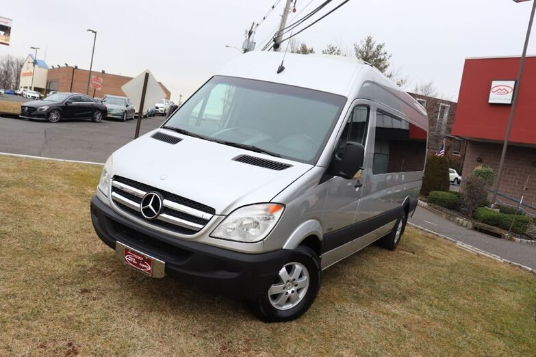 2013 Mercedes-Benz Sprinter Crew Vans 15 Passenger High Performance Rear Heating Premium Package Running Boards Springfield NJ