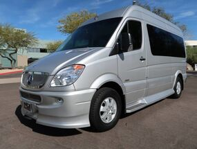 Mercedes-Benz Sprinter Limo Van  2013