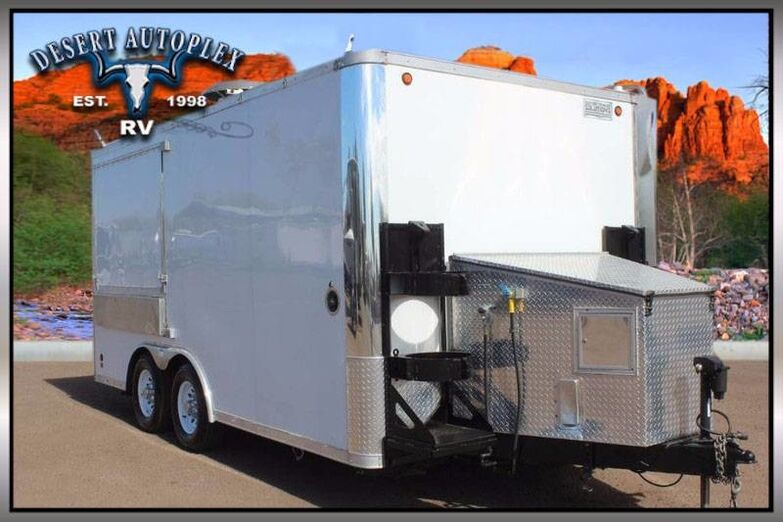 2013 Middlebury Concession Trailer Mesa AZ