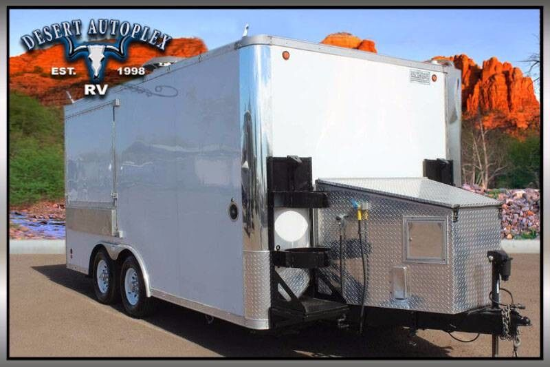 2013 Middlebury Concession Trailer Mesa Az 25050112