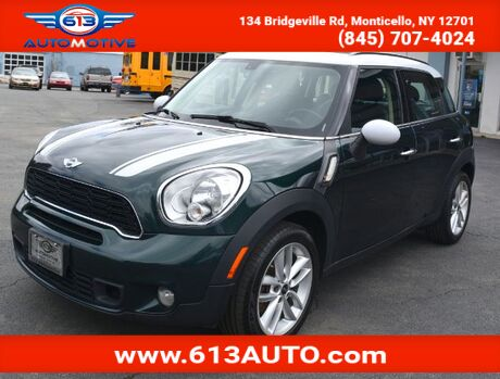 2013 Mini Countryman S Ulster County NY