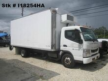 2013_Mitsubishi_FE160CC_16' Refrigerated Box_ Homestead FL