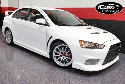 2013_Mitsubishi_Lancer Evolution_GSR 4dr Sedan_ Chicago IL