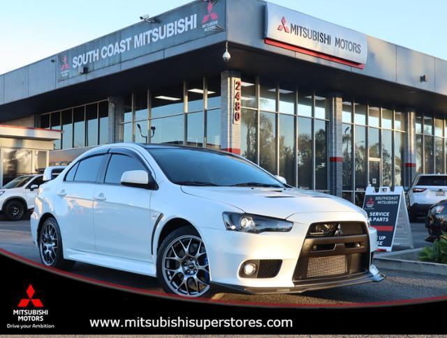 2013 Mitsubishi Lancer Evolution GSR Costa Mesa CA