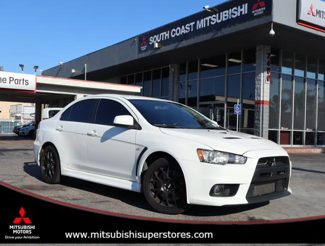 2013 Mitsubishi Lancer Evolution MR Cerritos CA