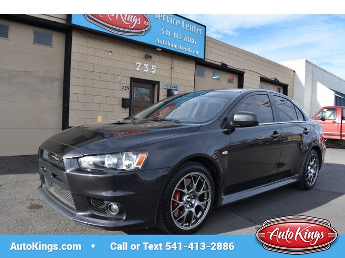 2013 Mitsubishi Lancer Evolution MR Touring Bend OR