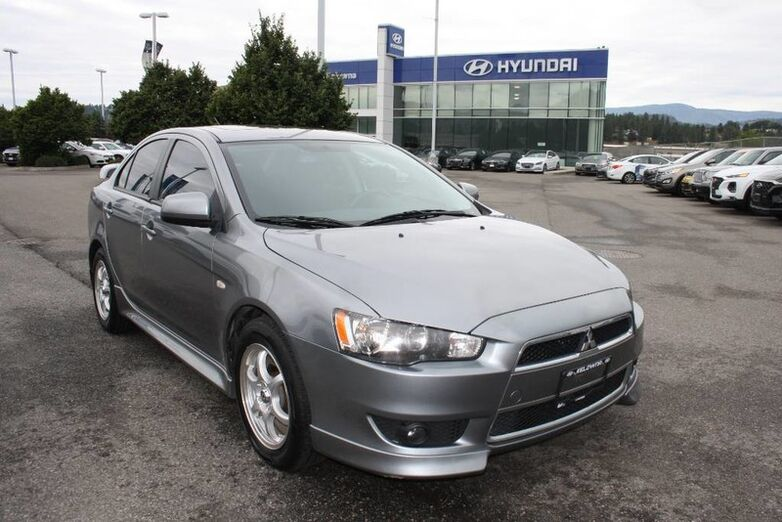 2013 Mitsubishi Lancer SE No accident 10 years 160,000 kms warranty Penticton BC