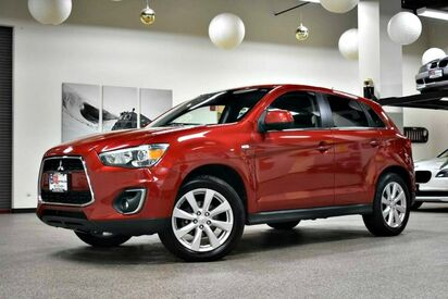2013_Mitsubishi_Outlander Sport_SE_ Boston MA