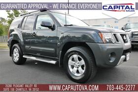 2013_NISSAN_XTERRA_S_ Chantilly VA