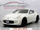 2013 Nissan 370Z Touring Coupe Manual Trans