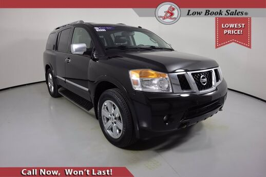 2013_Nissan_ARMADA_Platinum 4WD_ Salt Lake City UT