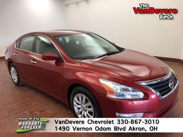 2013 Nissan Altima 2.5 Akron OH