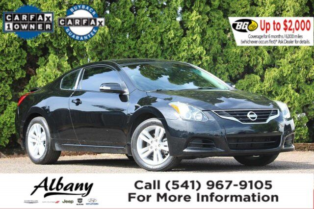 2013 Nissan Altima 2.5 S Albany OR
