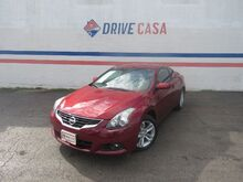 2013_Nissan_Altima_2.5 S CVT Coupe_ Dallas TX