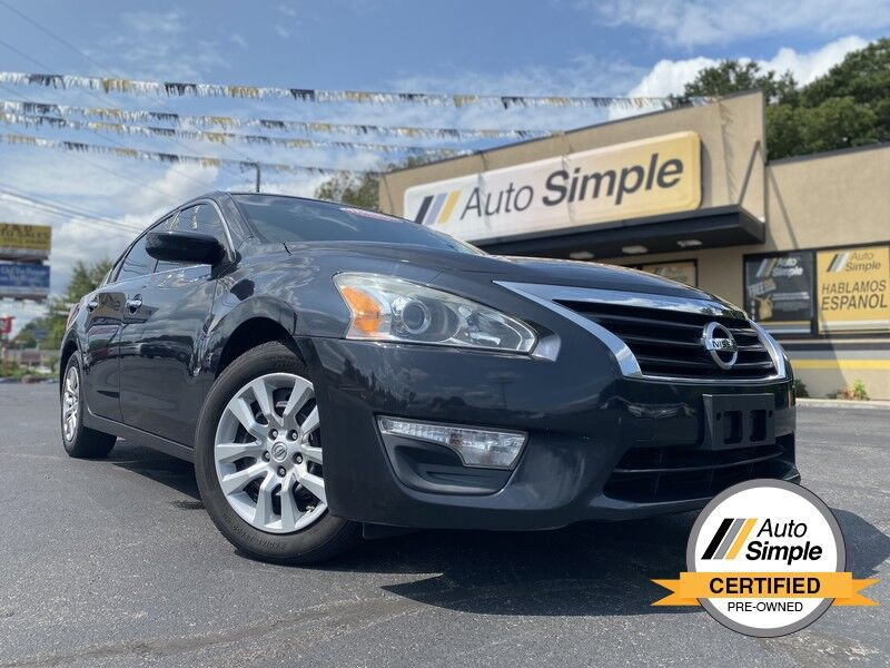 2013 Nissan Altima 2.5 S Cleveland TN