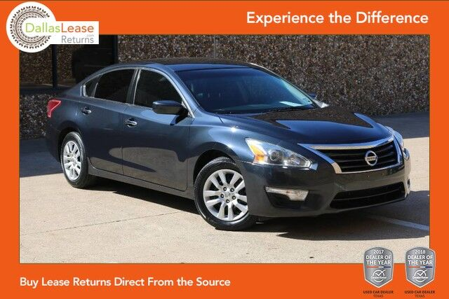 2013 Nissan Altima 2.5 S Dallas TX