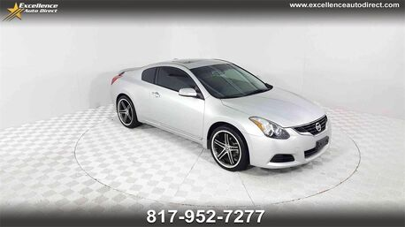 2013_Nissan_Altima_2.5 S_ Euless TX
