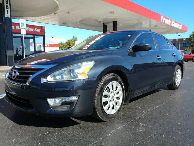 2013_Nissan_Altima_2.5 S_ Fort Myers FL